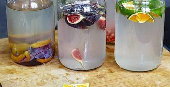 Grandes beneficios del kefir de agua