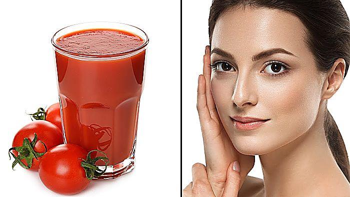 Beneficios Del Zumo De Tomate
